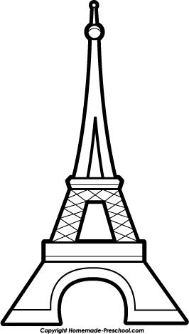 Home Free Clipart Eiffel Tower Clipart Eiffel Tower Gray