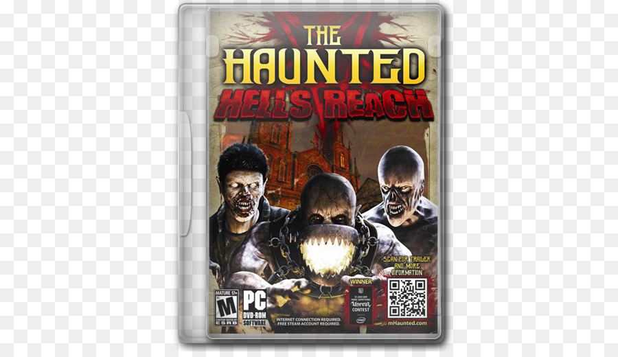 action film action figure pc game - The Haunted Hells Reach
