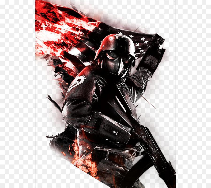 Homefront: The Revolution Counter-Strike: Global Offensive Dota 2  PlayStation 3 - Homefront Transparent