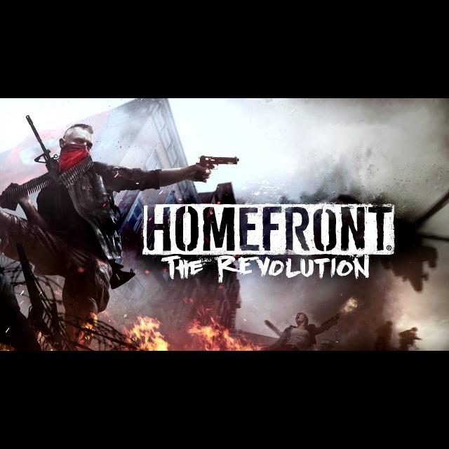Homefront Video Game PNG Transparent Images