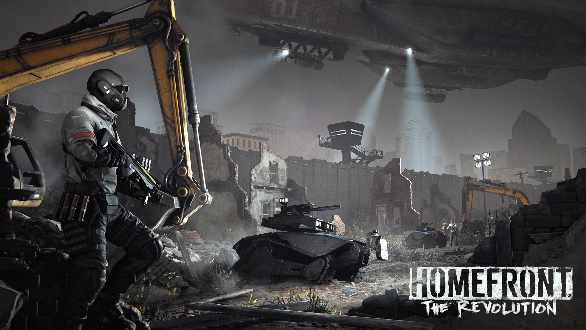 No Caption Provided - Homefront Video Game PNG