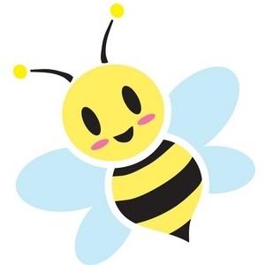 Honey bees clip art - ClipartFest