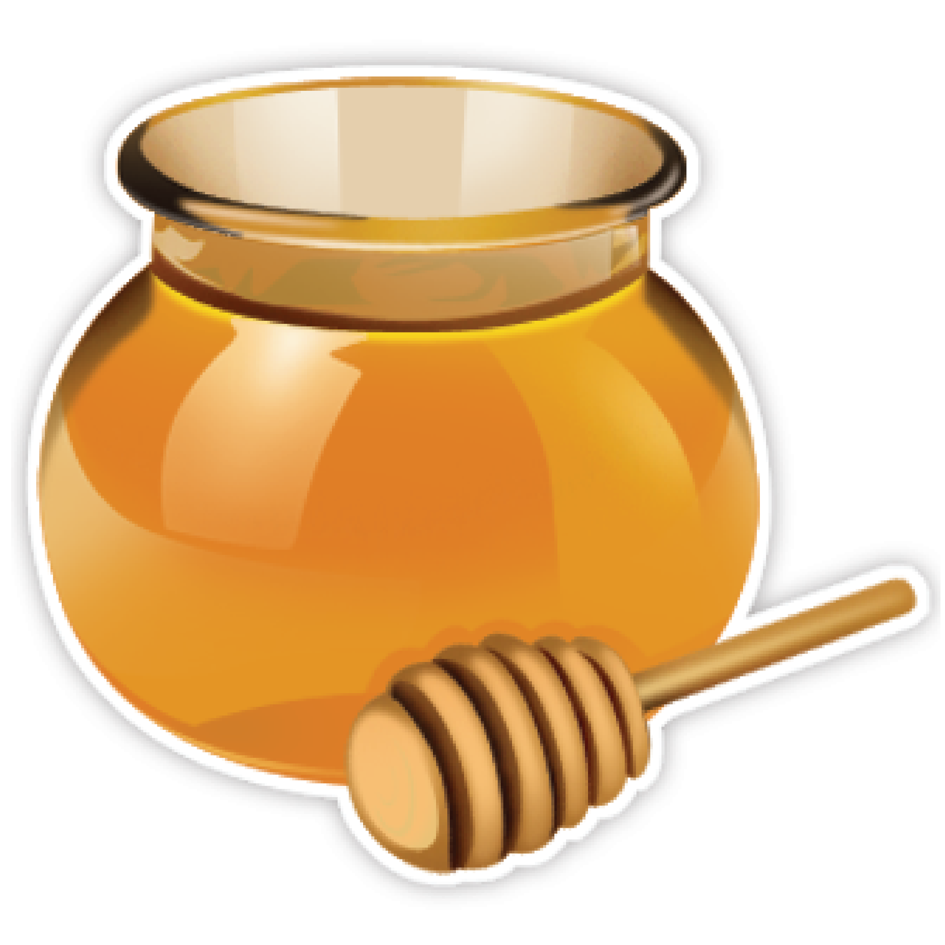Honey Clipart. - Honey Clipart