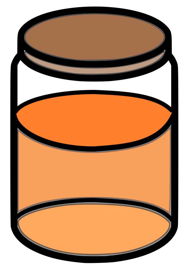 Honey Jar Clipart Honey Jar