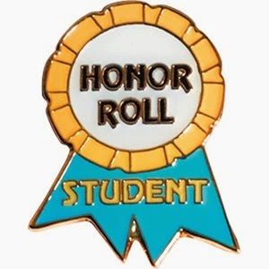 Honor Roll Assemblies: Friday, October 17th