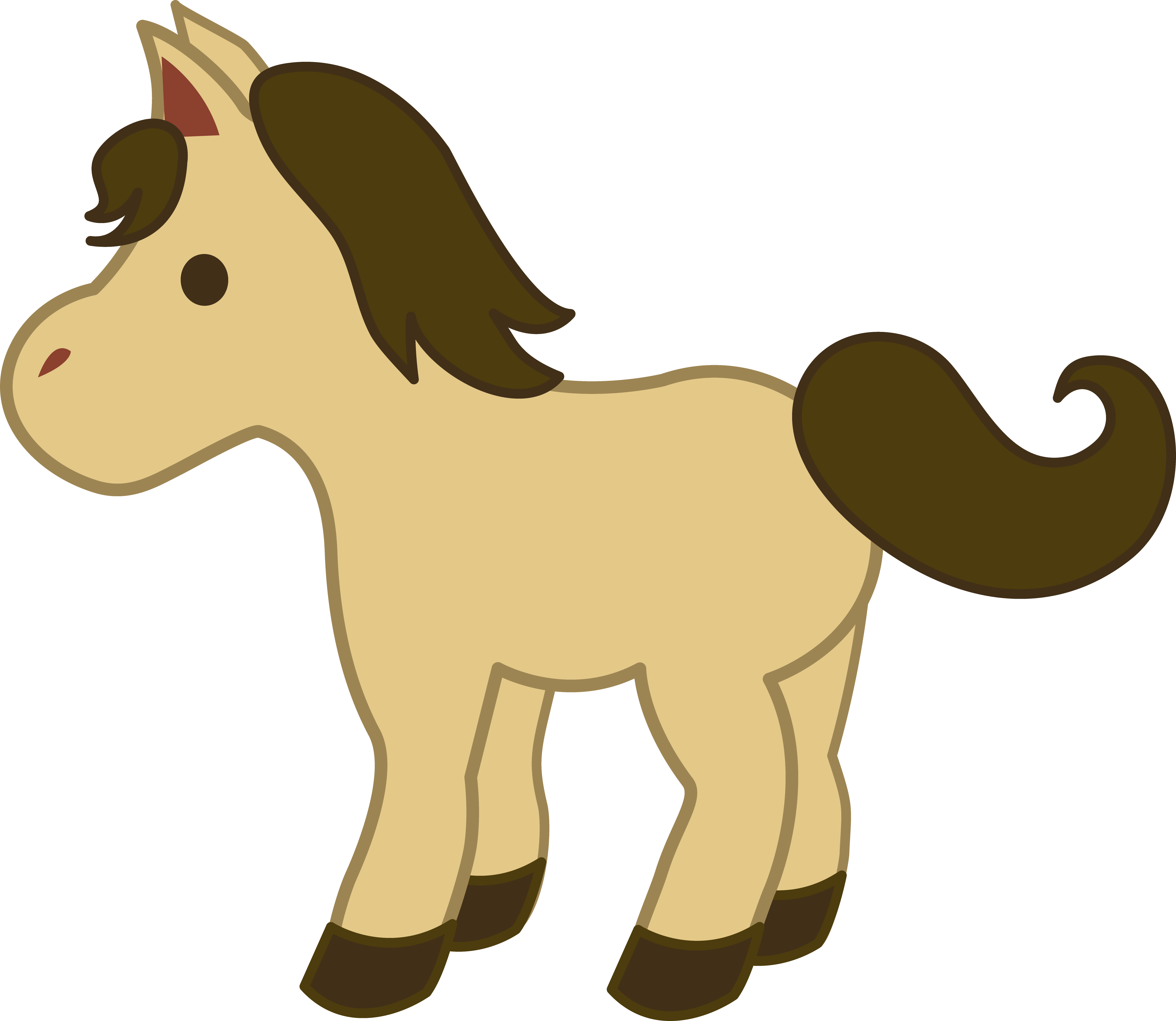 ... Horse Clipart ...