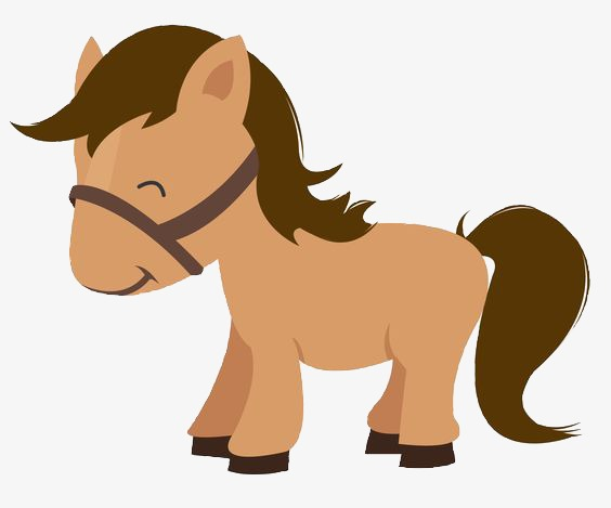 horse, Horse Clipart, Pony, Brown PNG Image and Clipart