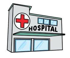 hospital clipart .