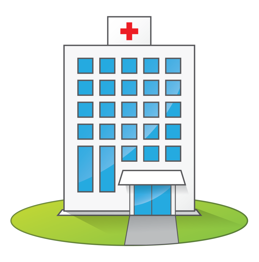 Hospital clipart images -