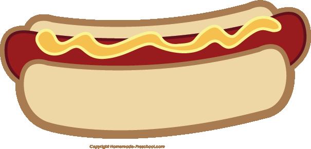 Hot Dog Clipart - Clipartion clipartall.com