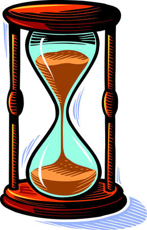Clipart Hourglass