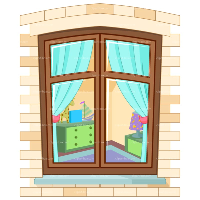 house window clipart
