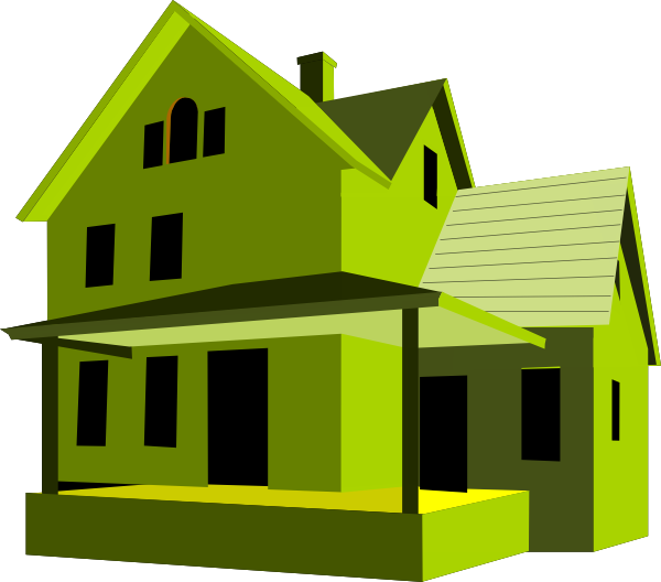 House 37 Clip Art At Clker Com Vector Clip Art Online Royalty Free