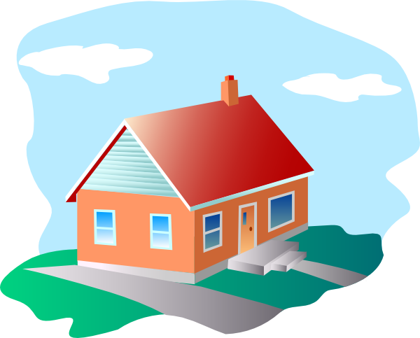 House Clip Art At Vector Clip Art Online Royalty