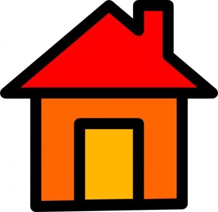 House clipart 1 2