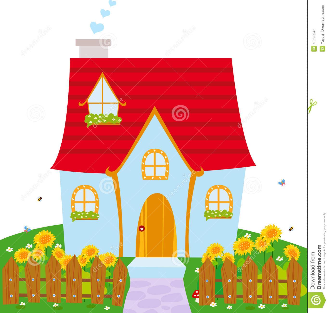 House Royalty Free Stock Photo Image 18520545