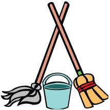 housekeeping clipart