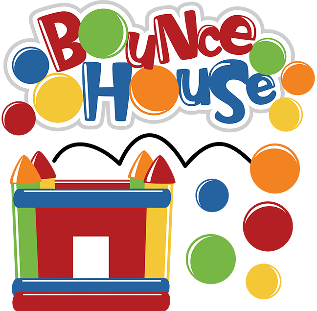 ... houses clip art; Bounce House SVG scrapbooking cute svg files for scrapbooks cute .