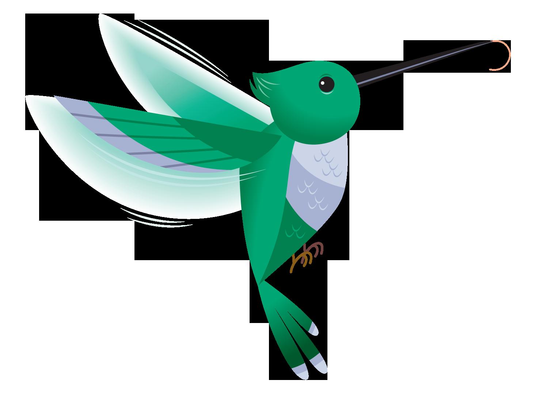 Hummingbird Clipart-Clipartlook.com-1475