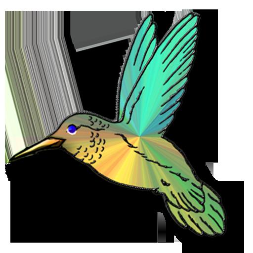 A Summer of Hummingbirds   IconDoIt