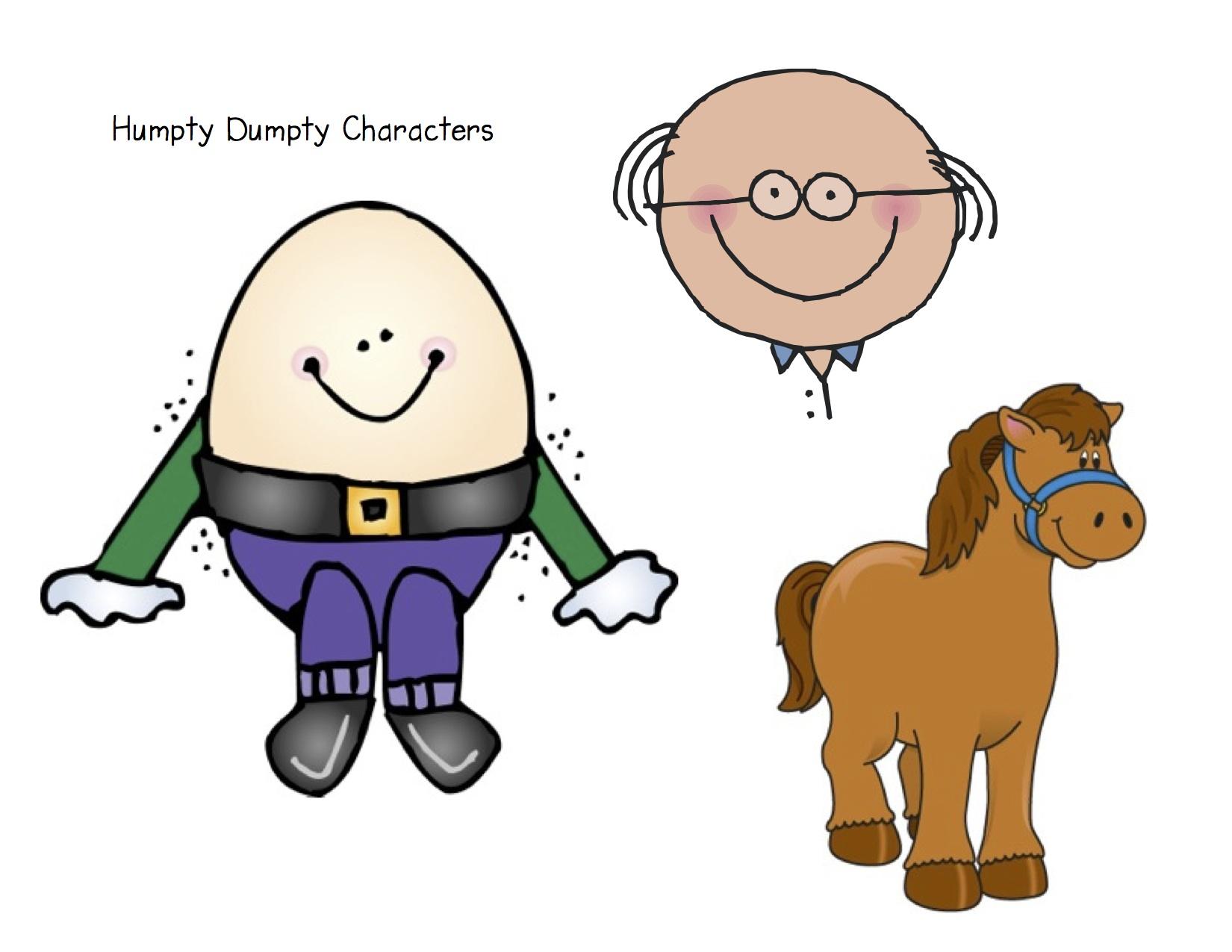 Humpty Dumpty Clipart - clipartall ...