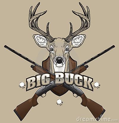 Hunting Stock Illustrations .