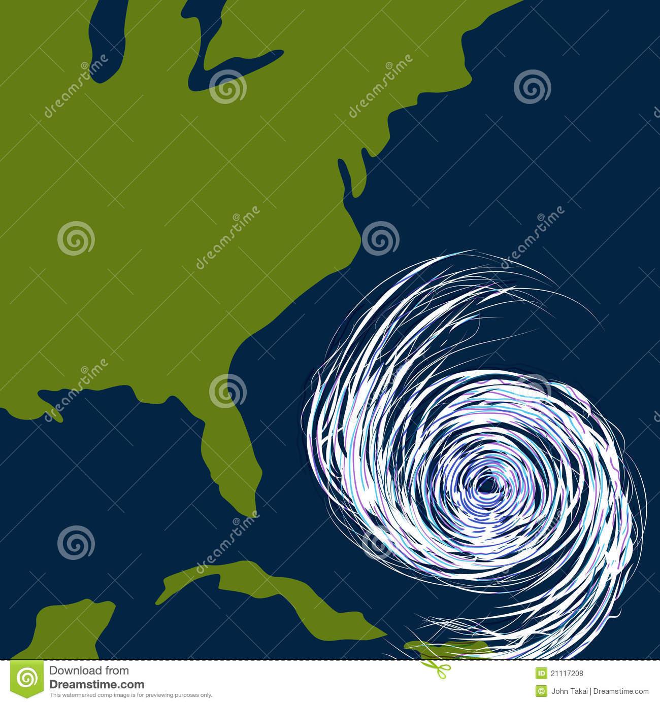 hurricane clipart