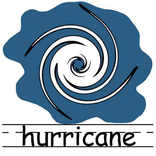 Free Hurricane Weather Clipar - Hurricane Clipart