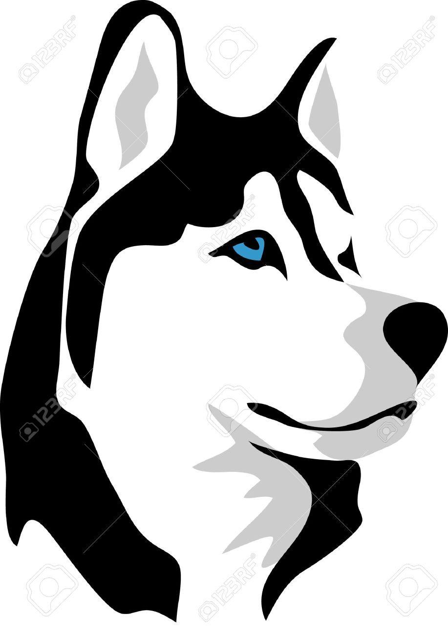 Image result for husky clipart