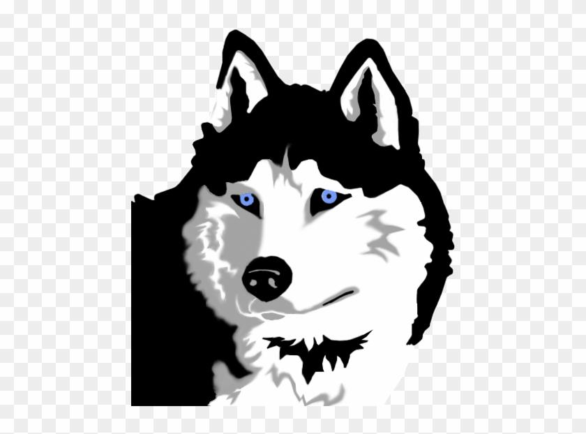 Siberian Husky Clipart - Free Siberian Husky Clip Art #1003482