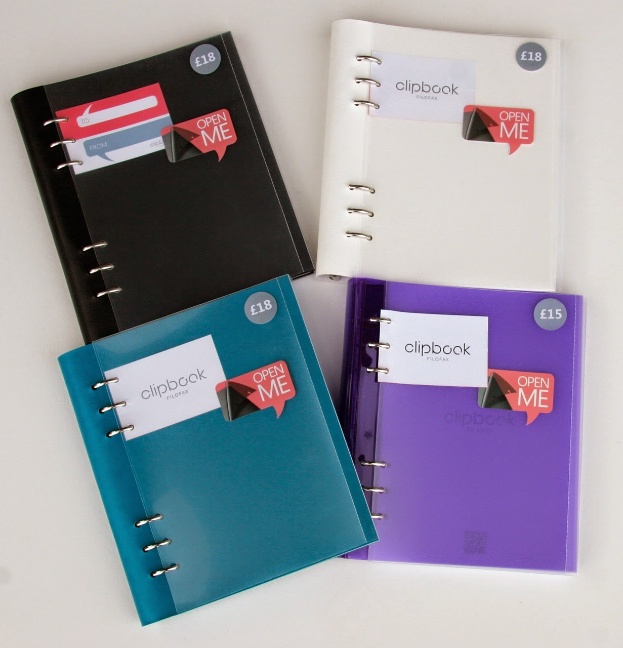 I think Filofax have aimed this product at people that might not already be Filofax owners/users.