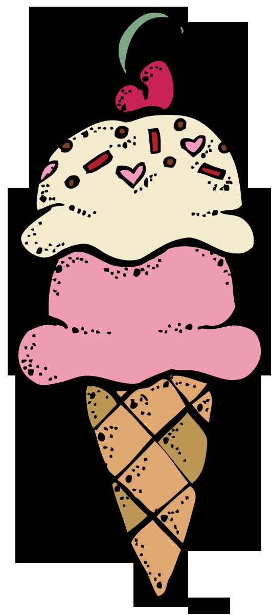 Ice cream clipart free .