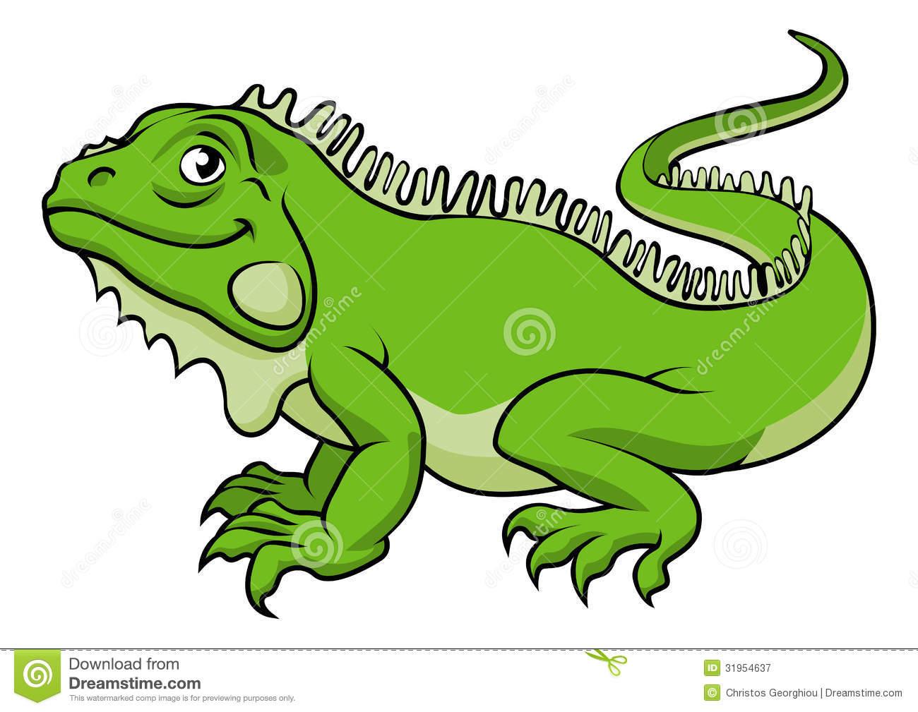 Iguana Clipart-Clipartlook.com-1300