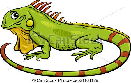 Iguana Clipart 1 - Iguana Clipart