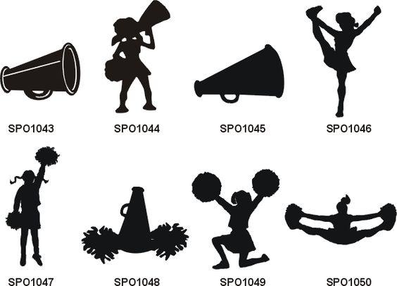 Image for Free Clip Art Cheerleading Cheerleading Clip Art 4 600×432 Cheer  Life Pinterest