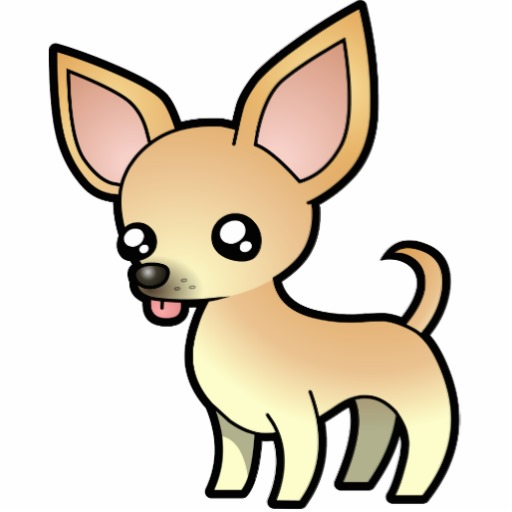 Image of Chihuahua Clipart .