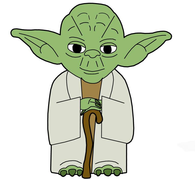 Image of Clip Art Yoda Clip Art Yoda
