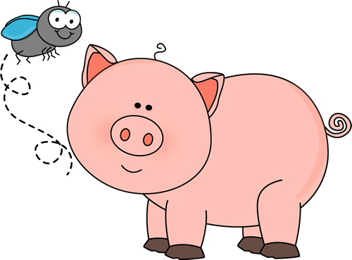 Image of pig clipart 7 pig .