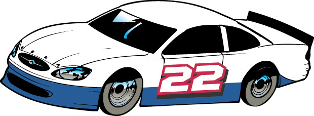 Image of race car clipart clip art racing cars clipartoons