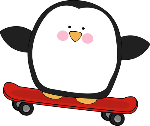 Image of Skateboard Clipart Skate Clip Art