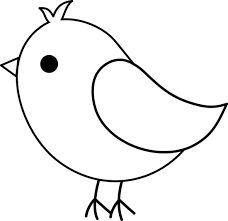Image result for spring clipart free black and white