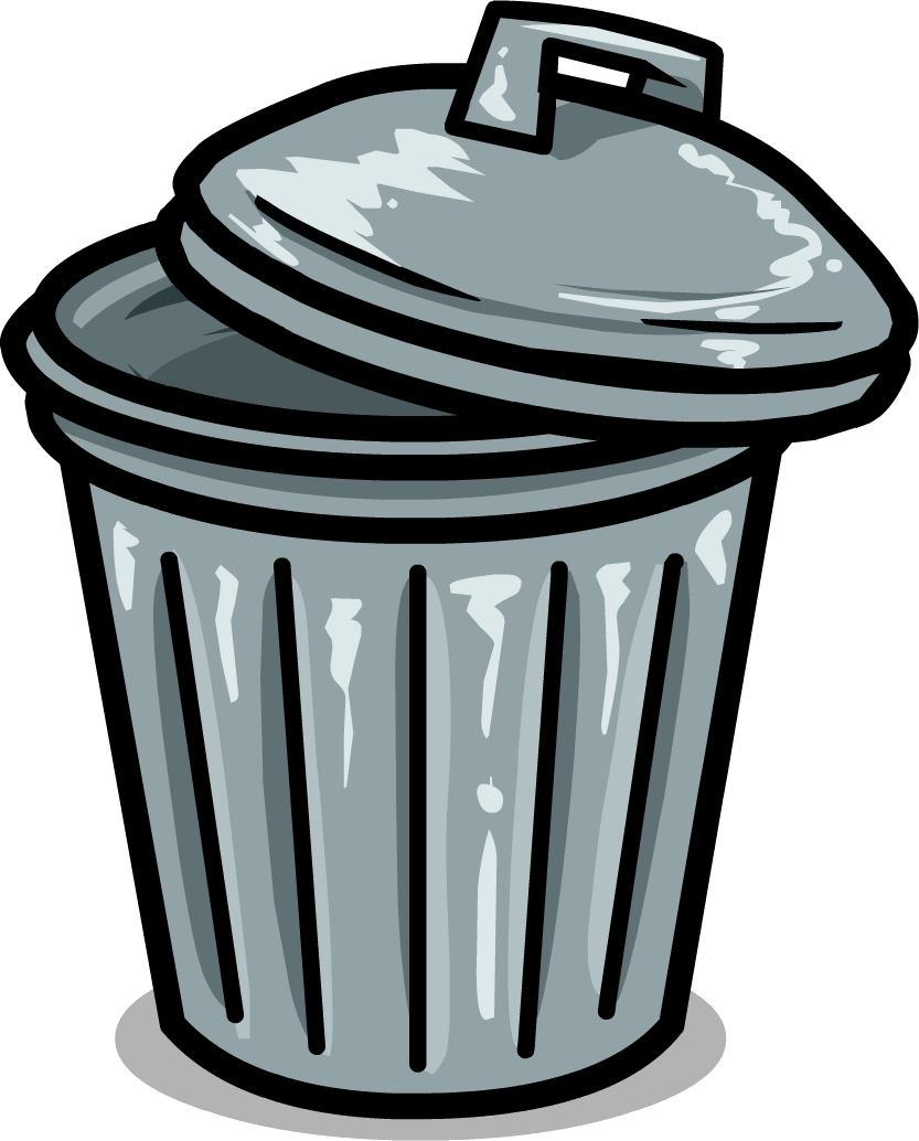 Images For Garbage Can Clipart