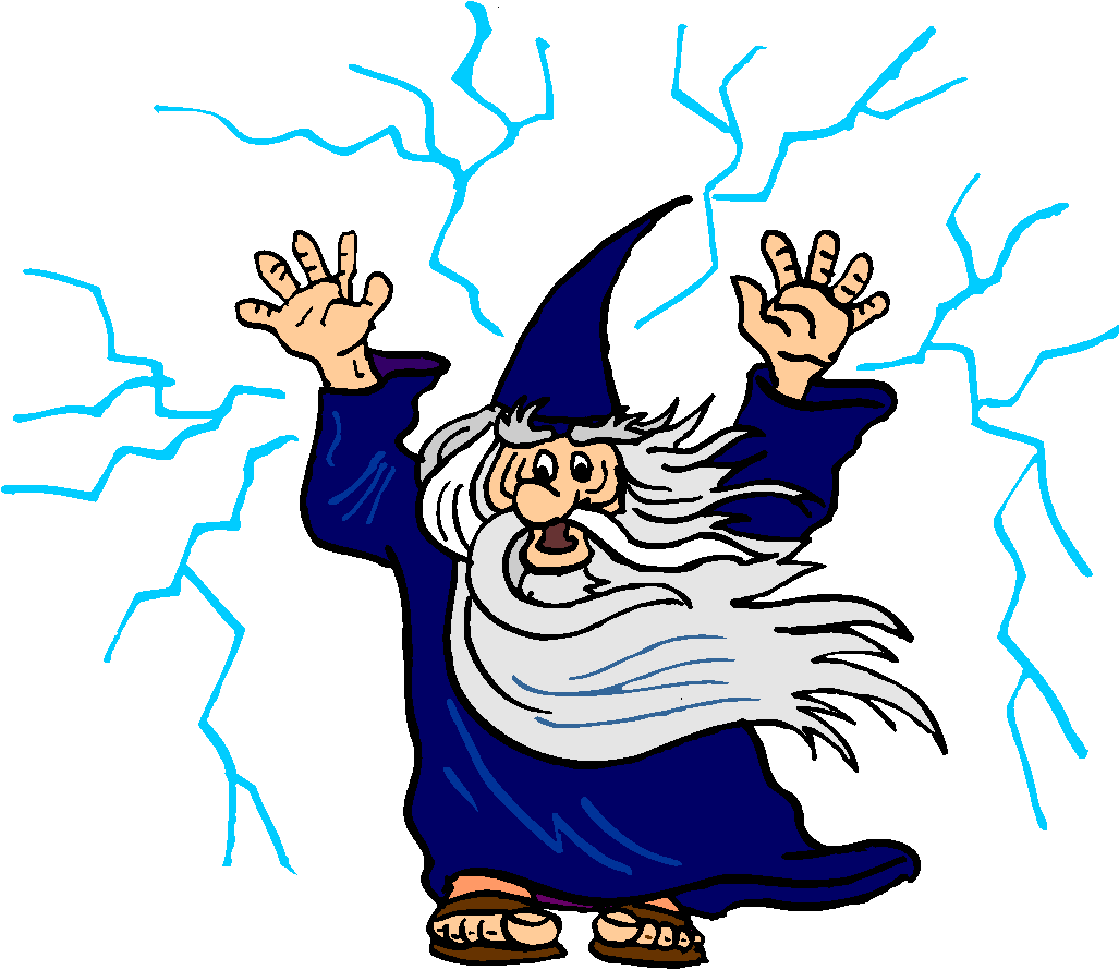 Images For u0026gt; Wizard Clipart