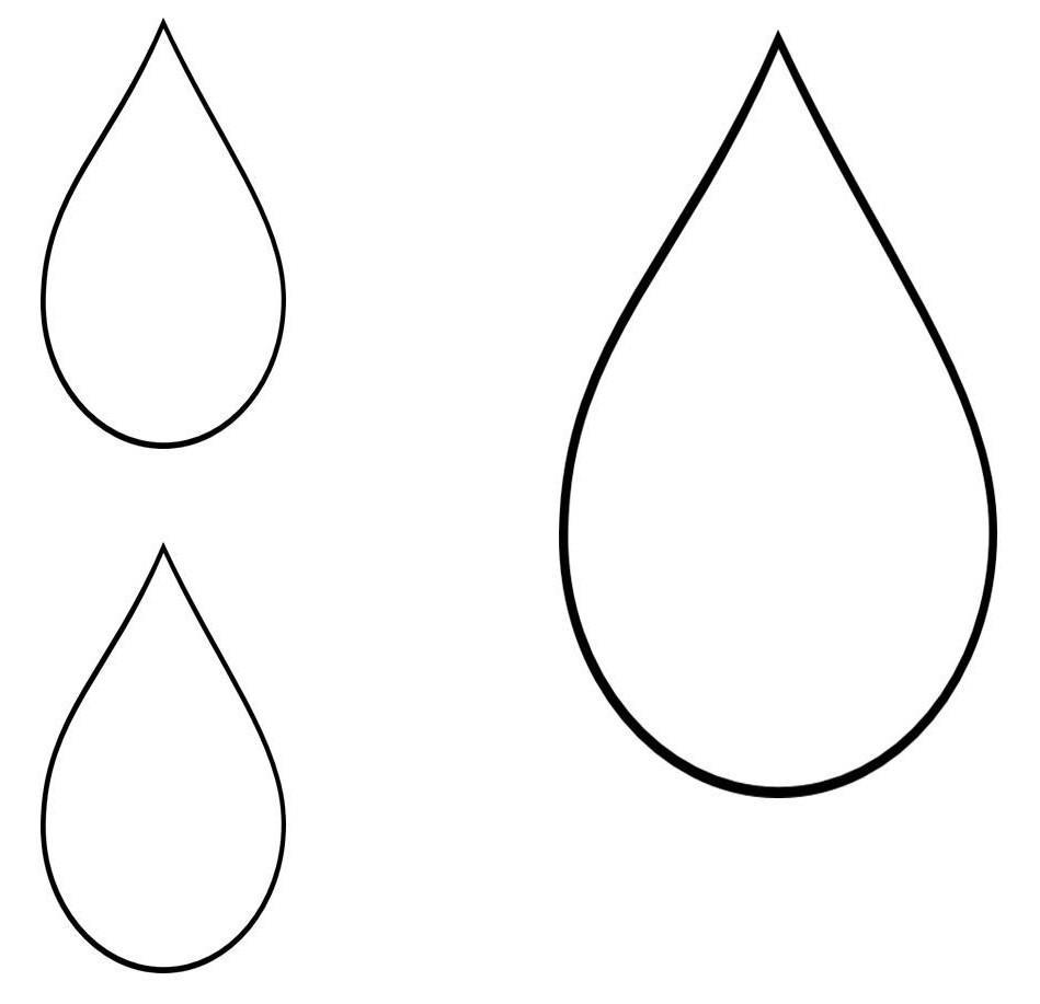 Images For Teardrop Clip Art