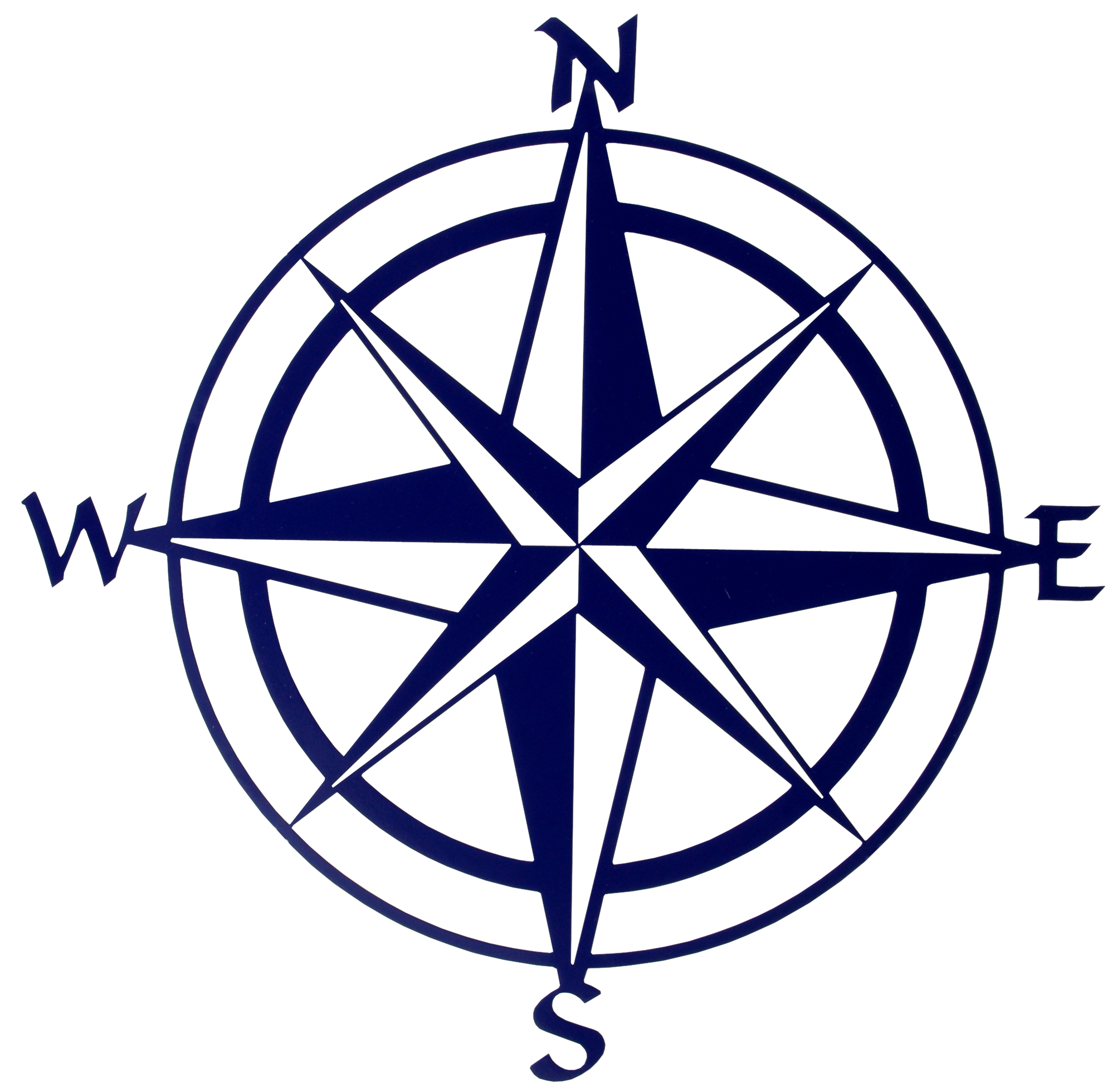 Images Of Compass Rose - Clipart library