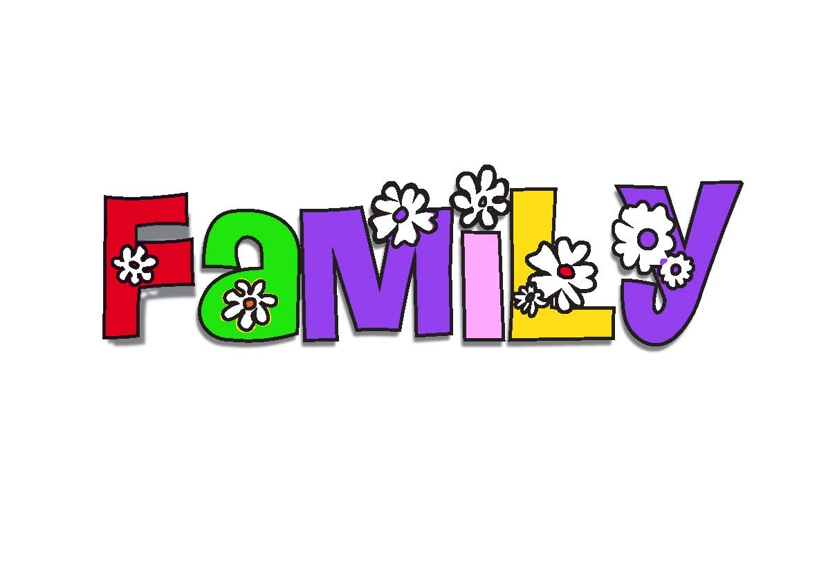 Images Of Family Clipart