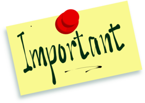 Important reminder clip art new jersey family policy council