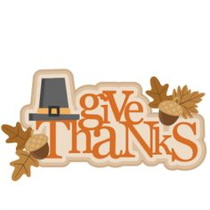 In Everything Give Thanks Clip Art