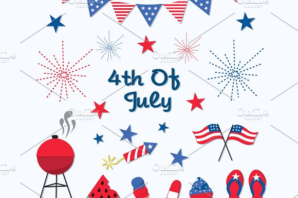 Independence Day Clipart-Clipartlook.com-580
