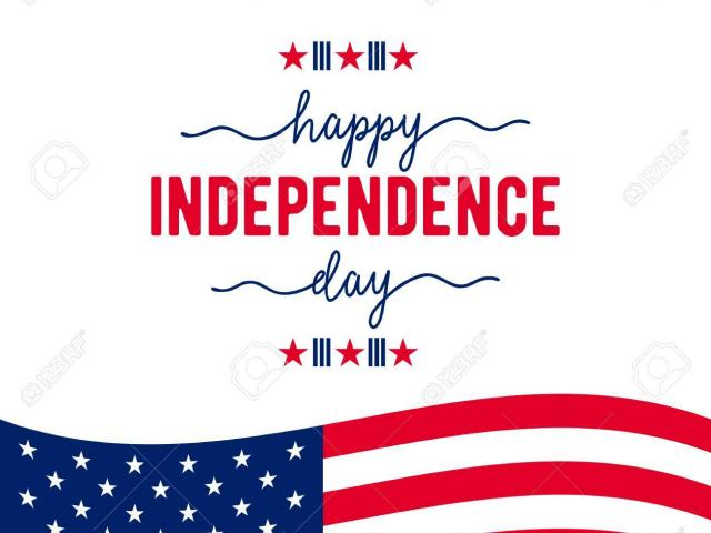 Independence Day Clipart vector